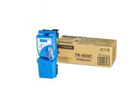 KYOCERA - Оригинална тонер касета TK-820C