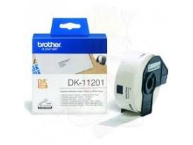 Brother Оригинална Касета за етикетни принтери DK11201