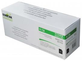 HP - Съвместима тонер касета Q2612A , EP703