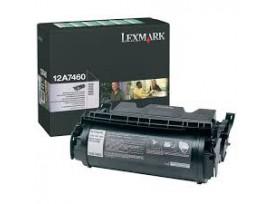 LEXMARK - Оригинална тонер касета 12A7460