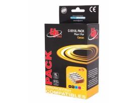 CANON Комплект патрони PGI-550 + CLI-551BK/C/M/Y XL