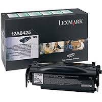 LEXMARK - Оригинална тонер касета 12A8425