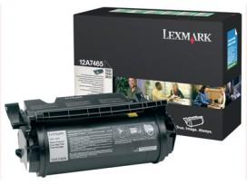 LEXMARK - Оригинална тонер касета 12A7465