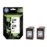 HP - Оригинална мастилница CB331EE/ 2 x No338