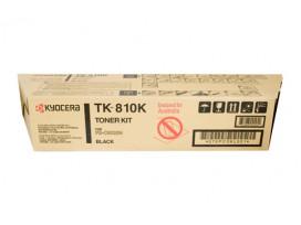 KYOCERA - Оригинална тонер касета TK-810K