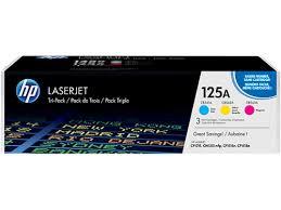 HP оригинална тонер касета CF373AM/125A