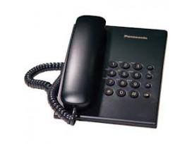 PANASONIC Телефон KX-TS500FXB