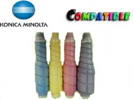 KONICA-MINOLTA - Съвместима касета за копирна машина TN210C