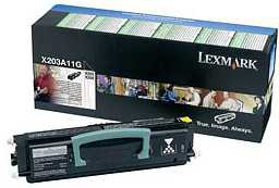 LEXMARK - Оригинална тонер касета 0X203A11G
