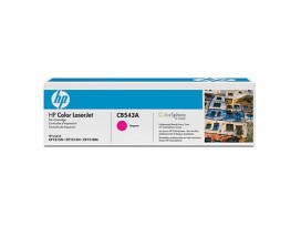 HP - Оригинална тонер касета CB543A