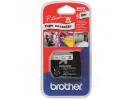 Оригинална Brother  Касета за етикетни принтери MK231BZ