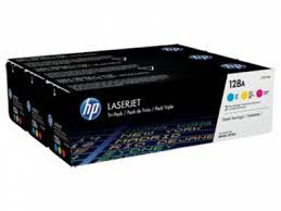 HP оригинална тонер касета CF371AM/128A