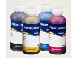 Бутилка с мастило INKTEC за HP CC640/CC641/No-300/901, Черен, 100 ml