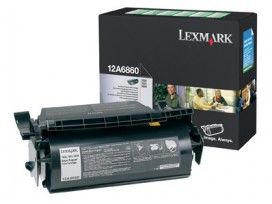 LEXMARK - Оригинална тонер касета 12A6860