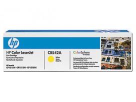HP - Оригинална тонер касета CB542A