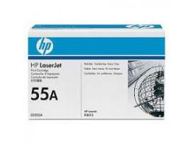 HP - Оригинална тонер касета CE255A