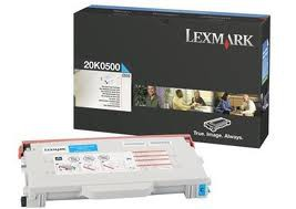 LEXMARK - Оригинална тонер касета  Lexmark 0020K0500