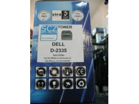 DELL - DELL съвместима тонер касета ITP-HX756