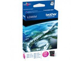 BROTHER - Оригинална  мастилница  Brother LC985 M