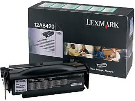 LEXMARK - Оригинална тонер касета 12A8420