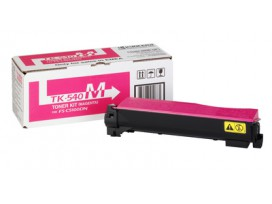 KYOCERA - Оригинална тонер касета TK-540M