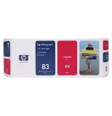 HP 83 680-ml Magenta UV Ink Cartridge