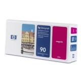 HP 90 Magenta Printhead and Printhead Cleaner