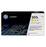 HP 507A Yellow LaserJet Toner Cartridge