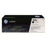 HP 305A Black LaserJet Toner Cartridge