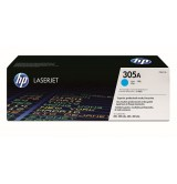 HP 305A Cyan LaserJet Toner Cartridge
