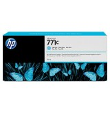 HP 771C 775-ml Light Cyan Designjet Ink Cartridge