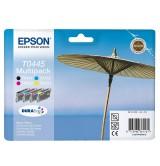 Epson DURABrite Quad Pack (T044140, T045240, T045340, T045440) - Retail Pack (untagged)