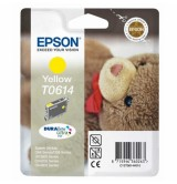 Epson T061 Yellow Ink Cartridge - Retail Pack (untagged)
