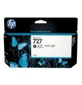 HP 727 130-ml Mate Black Ink Cartridge