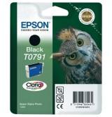 Epson T0791 Black Ink Cartridge - Retail Pack (untagged)