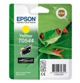 Epson T0544 Yellow Cartridge - Retail Pack (untagged) for Stylus Photo R800/1800