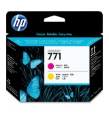 HP 771 Magenta/Yellow Designjet Printhead