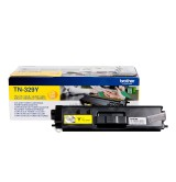 Brother TN-329Y Toner Cartridge Super High Yield