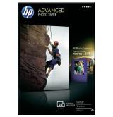 HP Advanced Glossy Photo Paper-25 sht/10 x 15 cm borderless