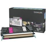 Lexmark C520, C530 Magenta Return Programme Toner Cartridge (1.5K)