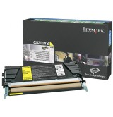 Lexmark C520, C530 Yellow Return Programme Toner Cartridge (1.5K)