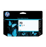 HP 70 130-ml Cyan Ink Cartridge