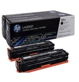 HP 131X 2-pack High Yield Black Original LaserJet Toner Cartridges