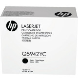 HP LaserJet Q5942A Black Print Cartridge with Smart Printing Technology