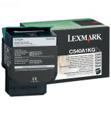 Lexmark C54x, X54x Black Return Programme Toner Cartridge (1K)