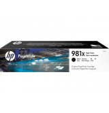 HP 981X High Yield Black Original PageWide Cartridge