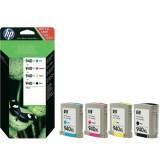 HP 940XL 4-pack High Yield Black/Cyan/Magenta/Yellow Original Ink Cartridges