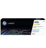 HP 410X High Yield Yellow Original LaserJet Cartridge (CF412X)