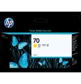 HP 70 130-ml Yellow Ink Cartridge
