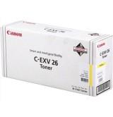 Canon Toner C-EXV26 Yellow